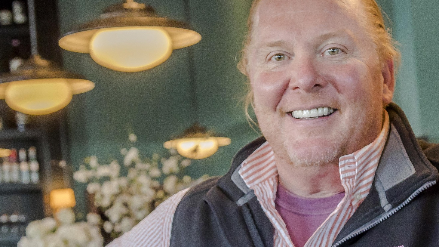 "Mario Batali highlights fellow Seattle native Jimi Hendrix, describes Jack White's music as ""tangy"", and talks about how music from John McLaughlin and Shakti helps him put life into perspective."