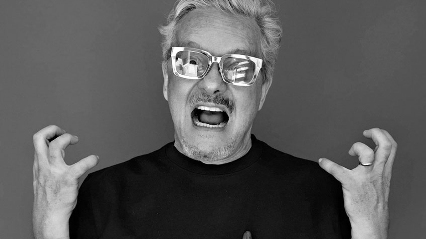 Mark Mothersbaugh is best known as the singer for new wave legends Devo, and has expanded his creative output through film scoring, visual arts and even designing his own line of eyewear. In his Guest DJ set, he talks about discovering The Beatles, how Captain Beefheart rocked his world and the lessons he learned about subversion from an unlikely source.
