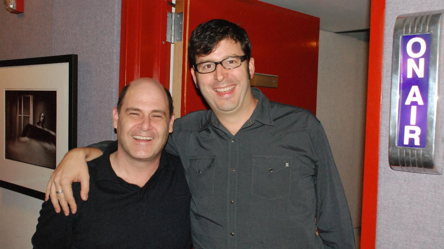 Mad Men creator Matthew Weiner has a theme for his Guest DJ set -- anthems about staying true to yourself, made by artists who followed that creed, from Big Star to Bing Crosby. He also lovingly devotes songs to the two cities that have shaped him creatively -- New York and LA. Season 4 of the AMC drama Mad Men is now available on DVD.