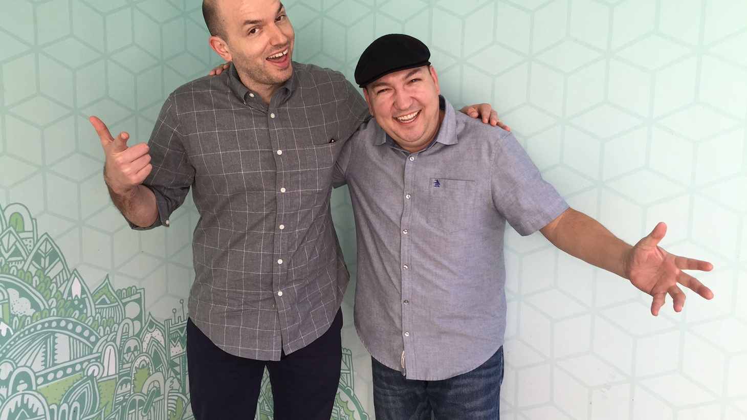 Paul Scheer relates to Weezer's lovelorn lyrics, channels his inner pop diva, and shows his softer side with a dedication to his wife.