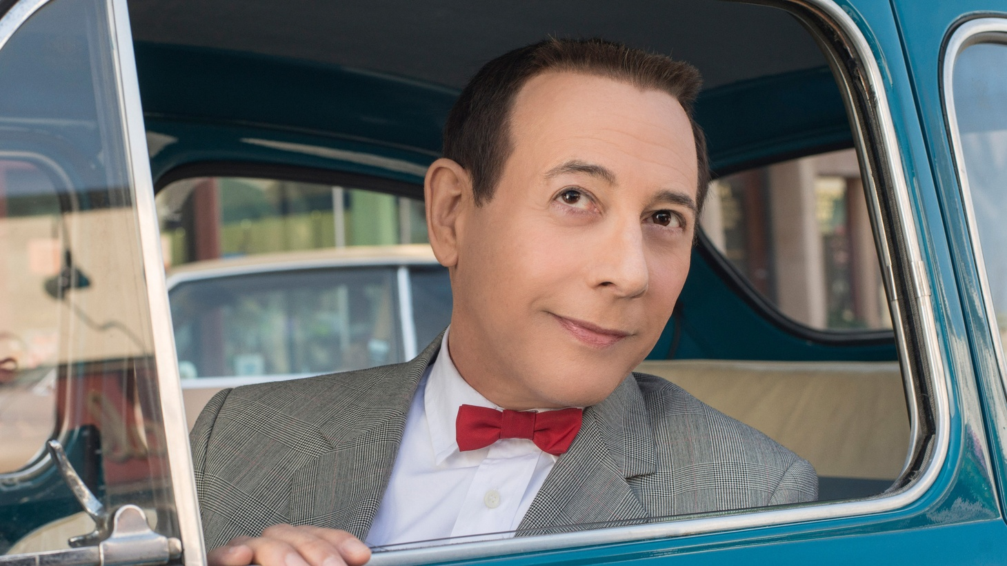 Pee-wee Herman returns to our TV screens with his first movie in 28 years. What songs inspire the iconic character? He gives us the scoop, with a playlist heavy on funk and soul.