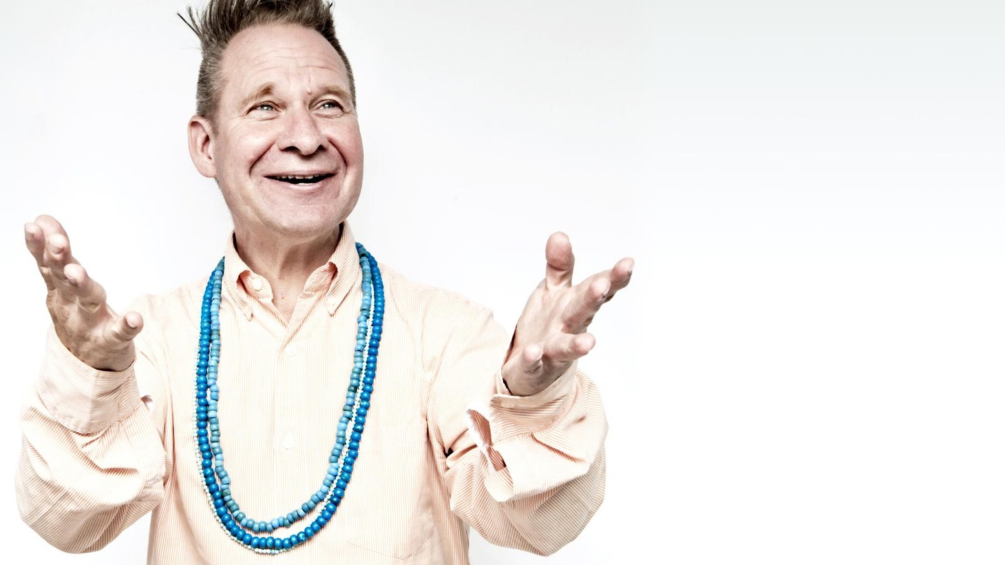 Theater Director Peter Sellars travels the world nearly nonstop and his Guest DJ set is a reflection of his journeys.