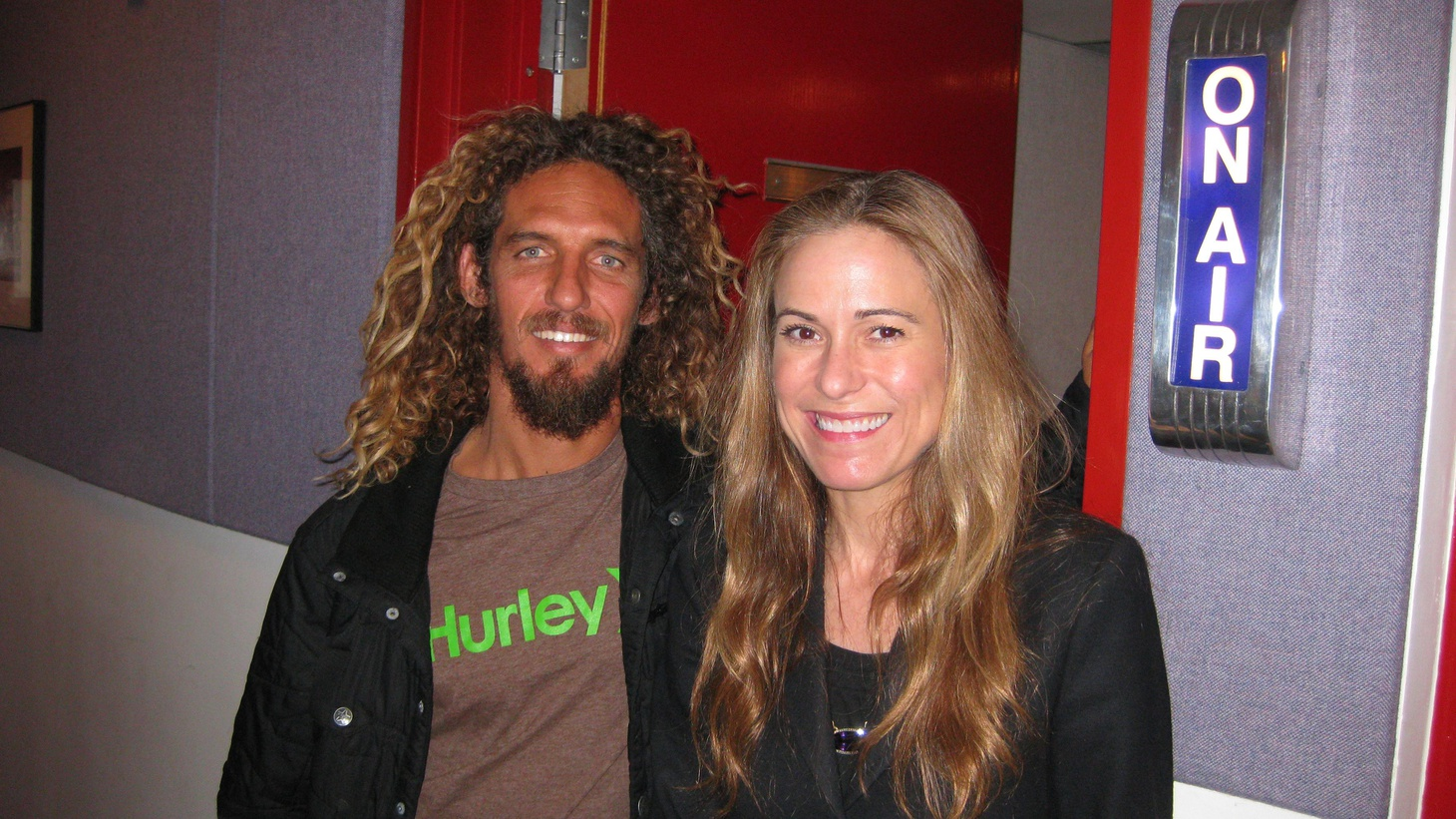 Surfer Rob Machado is one of the most stylish and skilled wave riders out there and has won many of pro surfing's most prestigious contests. He shares stories about discovering the Blues, bonding with a Beatle and jamming to Jimi Hendrix, all in his trademark laidback style. He just released a surf film -- Melali: The Drifter Sessions -- documenting sessions across the vast Indonesian island chain and contributed to the movie's score.
