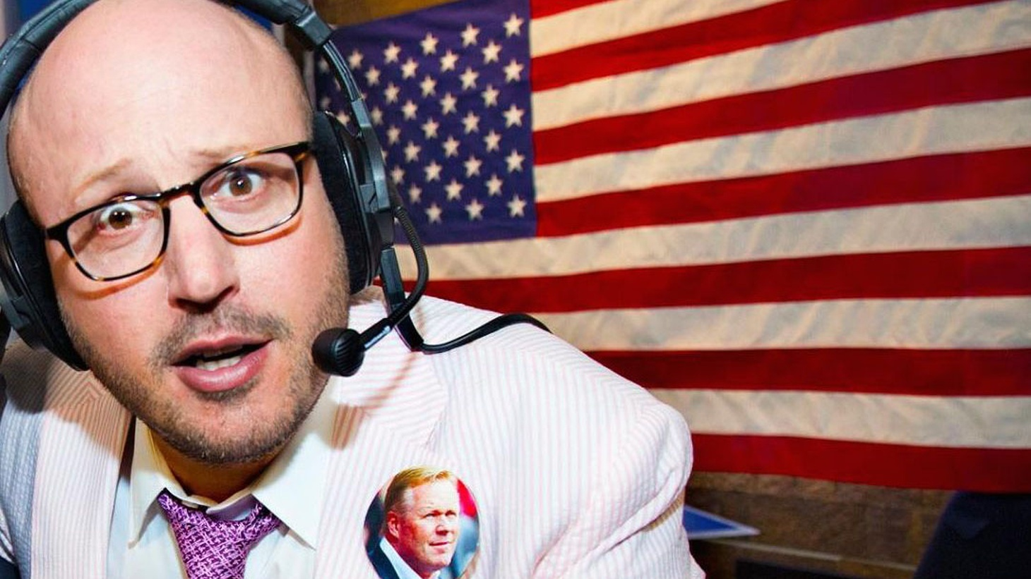 """Roger """"Rog"""" Bennett co-hosts the wildly popular Men in Blazers podcast and weekly show on the NBC Sports Network. The Liverpool native shares favorites from his youth."""