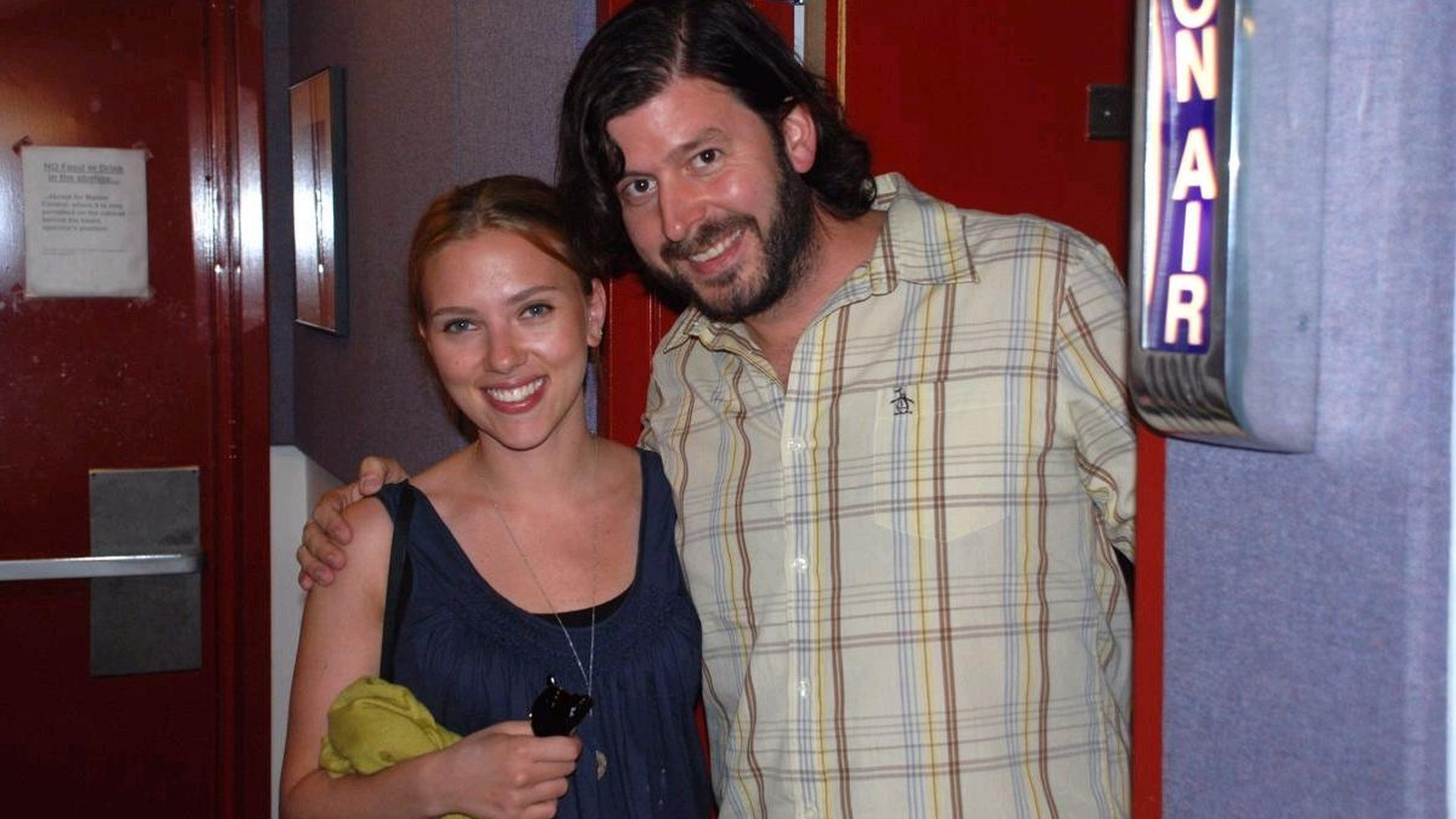 Actress Scarlett Johansson reminisces about her musical passions starting with her toddler years, from a blue-eyed crooner that launched her ambitions as a singer to the California band she identified with as a secretive teenager, and a cinematic artist specializing in strange stories. Scarlett recently released an album with singer Pete Yorn on Rhino Records called The Break Up. She will also be appearing in Iron Man 2 which opens next year.