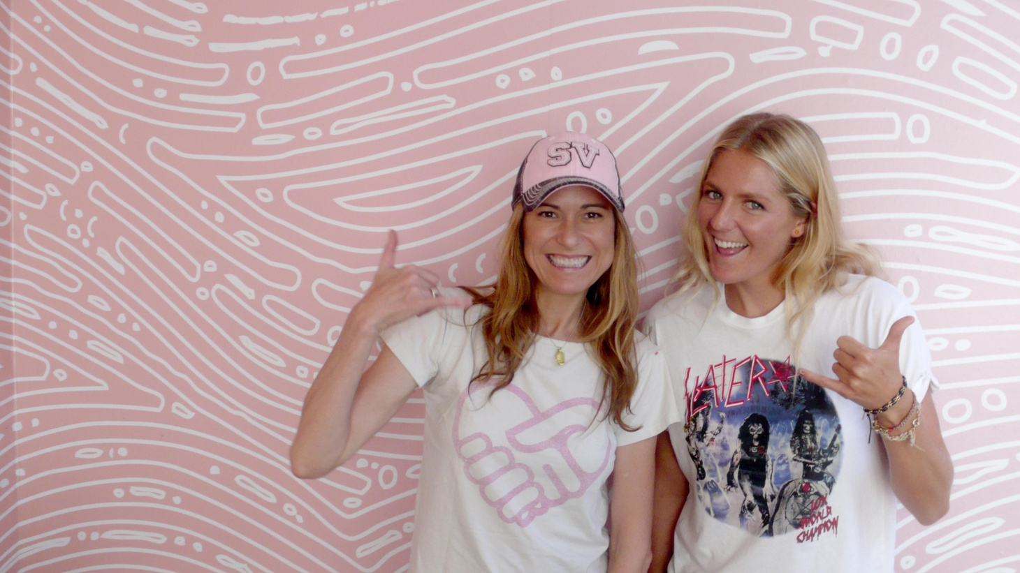 Professional surfer Stephanie Gilmore is a four-time world champion and, for her Guest DJ set, she selected songs that bring back memories of her travels and  favorite surfing trips, including fellow Australians Tame Impala, all-girl punk band the Slits and more.