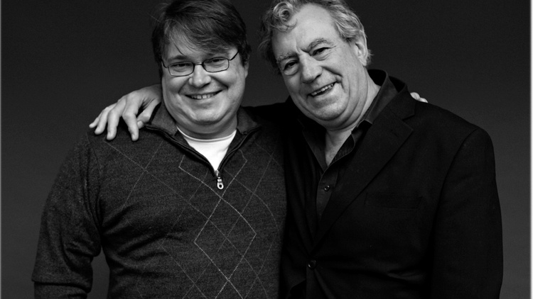 Terry Jones is beloved by comedy fans everywhere as a member of the ground breaking troupe Monty Python's Flying Circus. He's also an acclaimed writer, director, poet and historian. He brought in a few of his favorite tunes to share in his Guest DJ set, from Paul Simon to Tony Pastor.