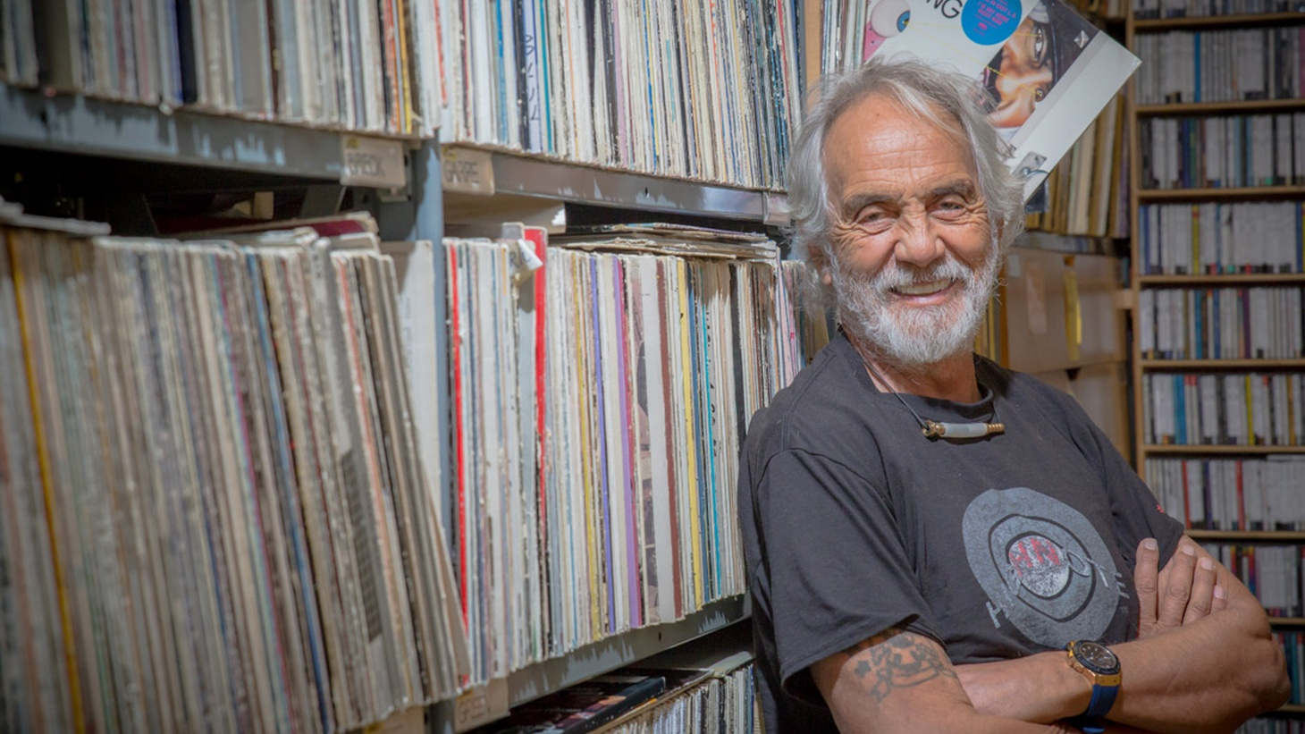 """Before Tommy Chong joined up with Cheech Marin to form Cheech and Chong, he found fame as a musician. He tells us how Elvis changed his life, how Marvin Gaye's """"What's Going On"""" was an inspiration for the incredibly popular comedy duo, and much more."""