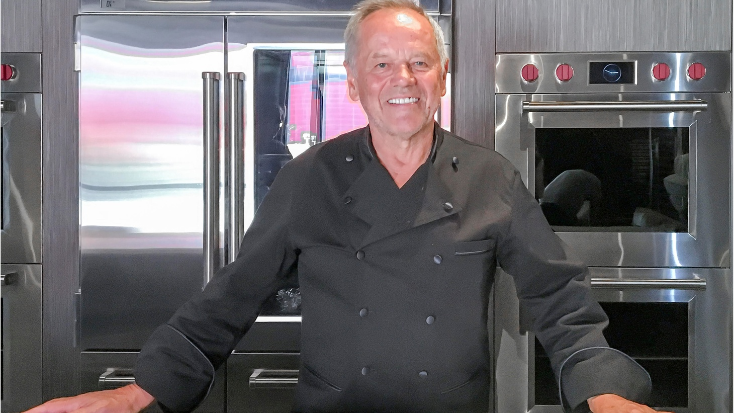 Wolfgang Puck takes us back to his early years in Austria.
