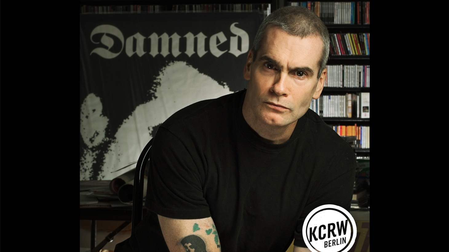 Henry Rollins hosts a mix of all kinds, from all over and all time.