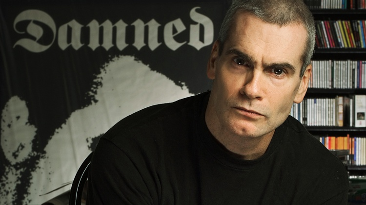 Henry Rollins with special guest host Craig Leon