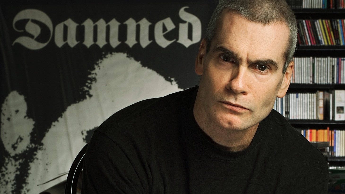 Henry Rollins hosts a great mix of all kinds from all over from all time.