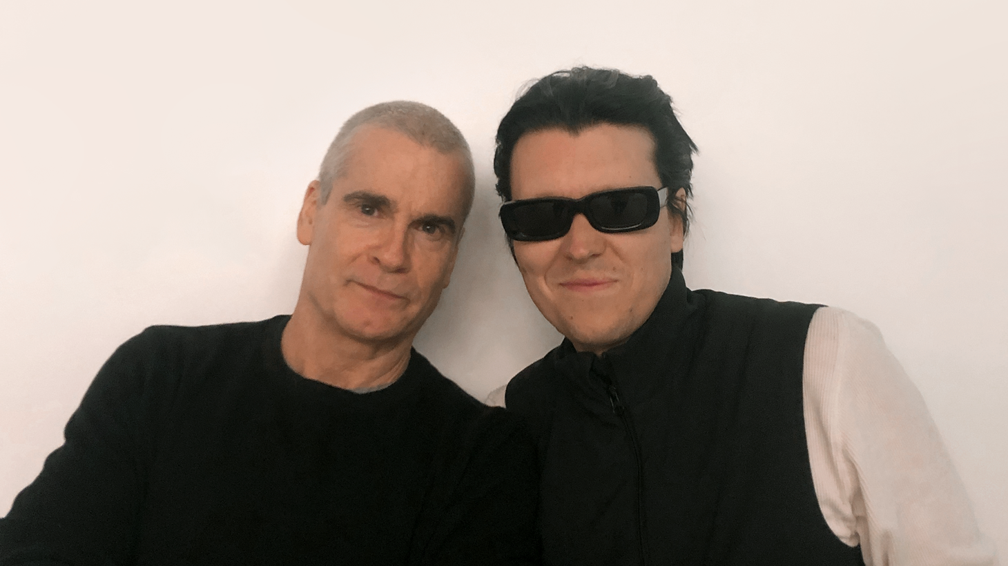 Henry Rollins with Alex Cameron