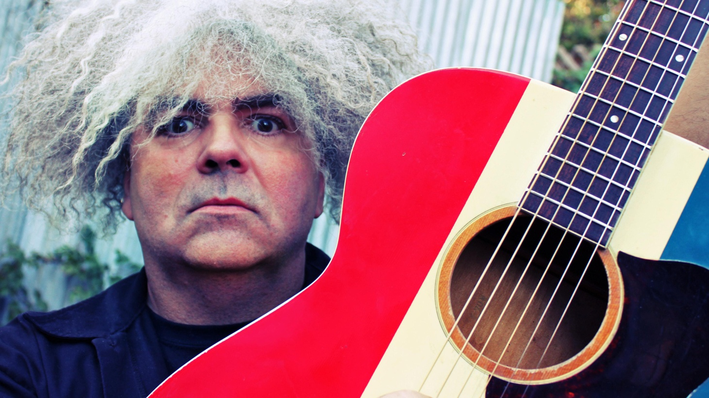 "Roger ""Buzz"" Osborne, frontman for the legendary band The Melvins, will be stopping by the studio for a Guest DJ set. He'll be picking the tunes for the entire show."