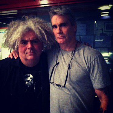 Henry Rollins and Roger Buzz Osborne