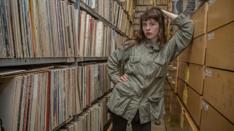 Teresa Suarez -- aka Teri Gender Bender of the Mexican garage punk band Le Butcherettes -- will be stopping by the studio for a Guest DJ set.