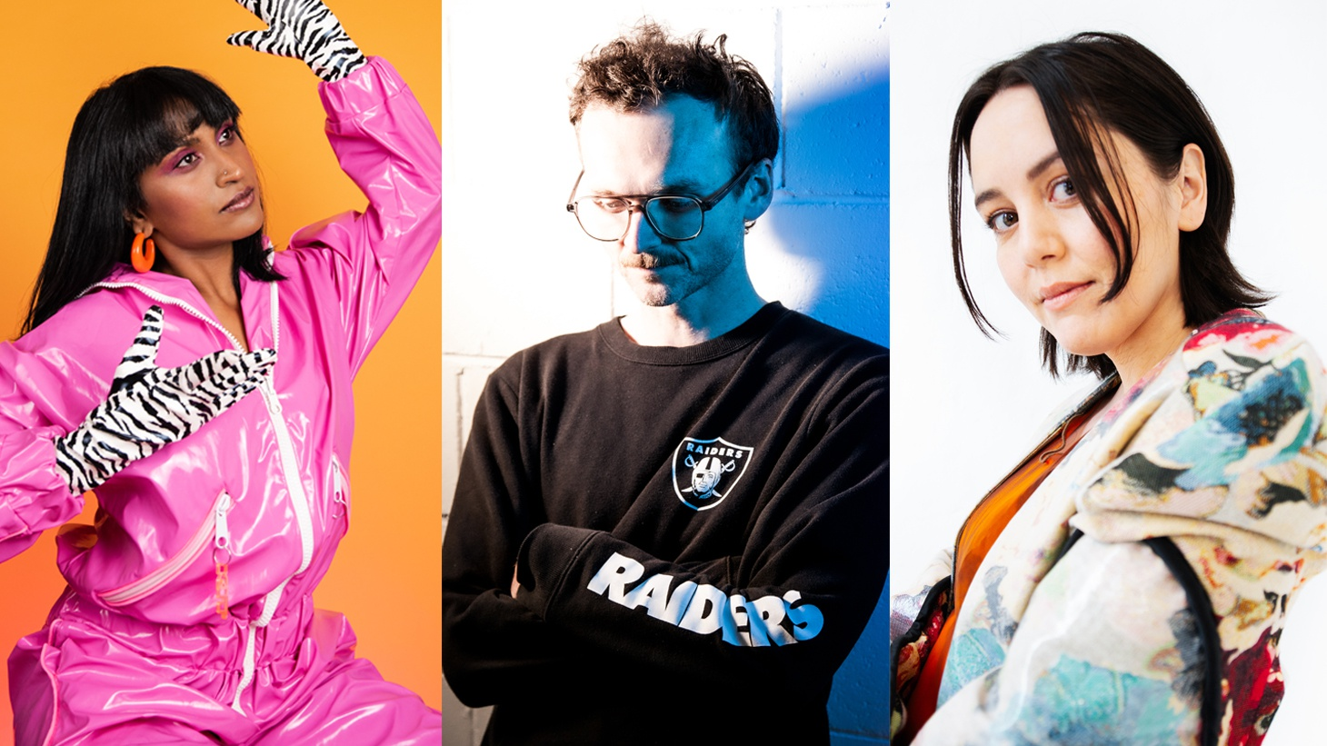 This week's Global Beat features the Australian sounds of CLYPSO, upsidedownhead, and Logic1000.