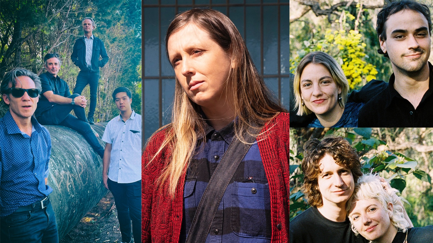 This week's Aussie artist spotlights on Infinity Broke, Larissa Tandy, and Snowy Band.