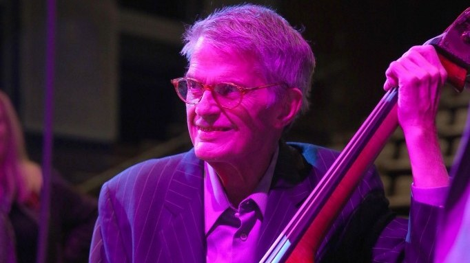LeRoy pays tribute to the late Charlie Haden.