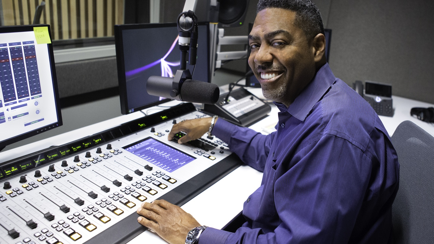 LeRoy Downs has been active in the jazz industry for the past twenty years, producing jazz radio programs, hosting festivals, and curating concerts.