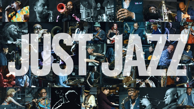 """""""Just Jazz"""" with LeRoy Downs. Downs' goal is to bring a varied sonic experience to jazz, while blending music, style, and culture."""