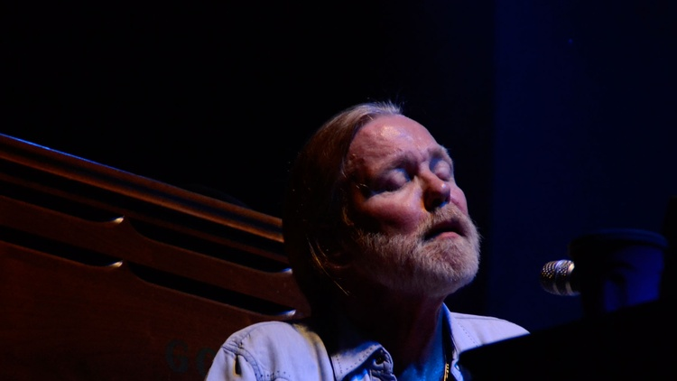 A tribute to Gregg Allman.