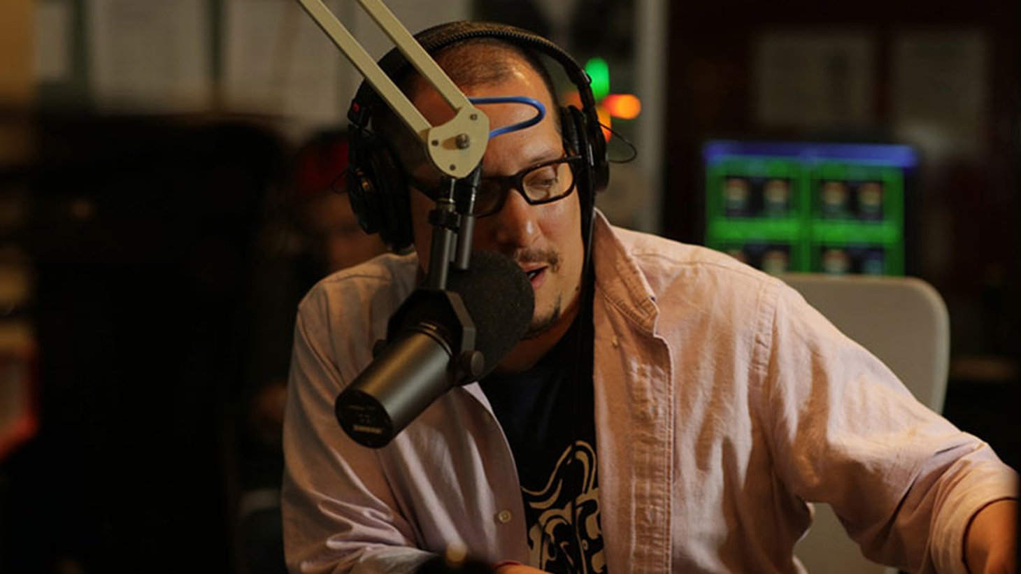 Mario Cotto hosts a kaleidoscopic Dada dance party! Check out the latest show On-Demand.