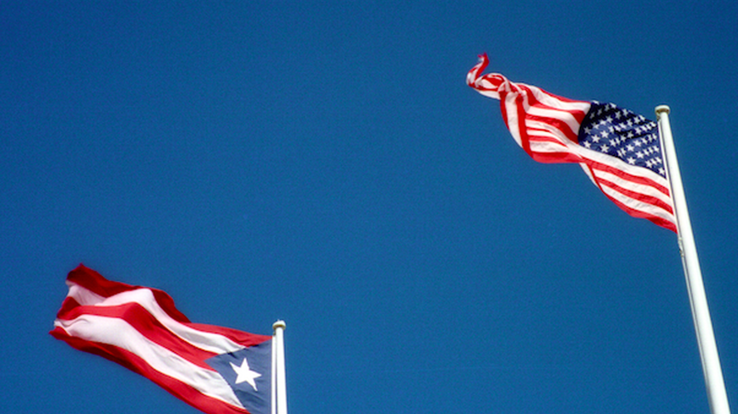 Mario Cotto pays tribute to Puerto Rico.