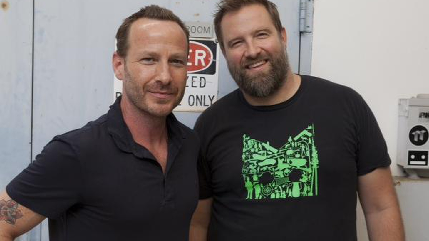 Claude VonStroke stops by KCRW to talk to Jason about the Dirty Bird sound, the range of artists on the label, and his own new album Urban Animal.