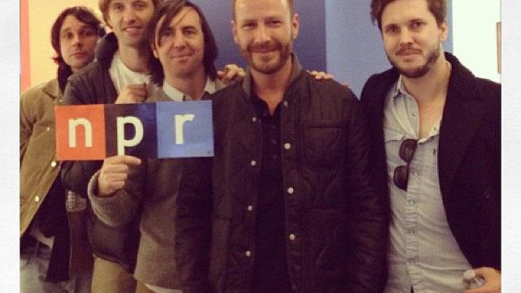 Australian dance group Cut Copy sit down with Jason at the NPR headquarters in New York City ahead of their show for Metropolis in Manhattan.