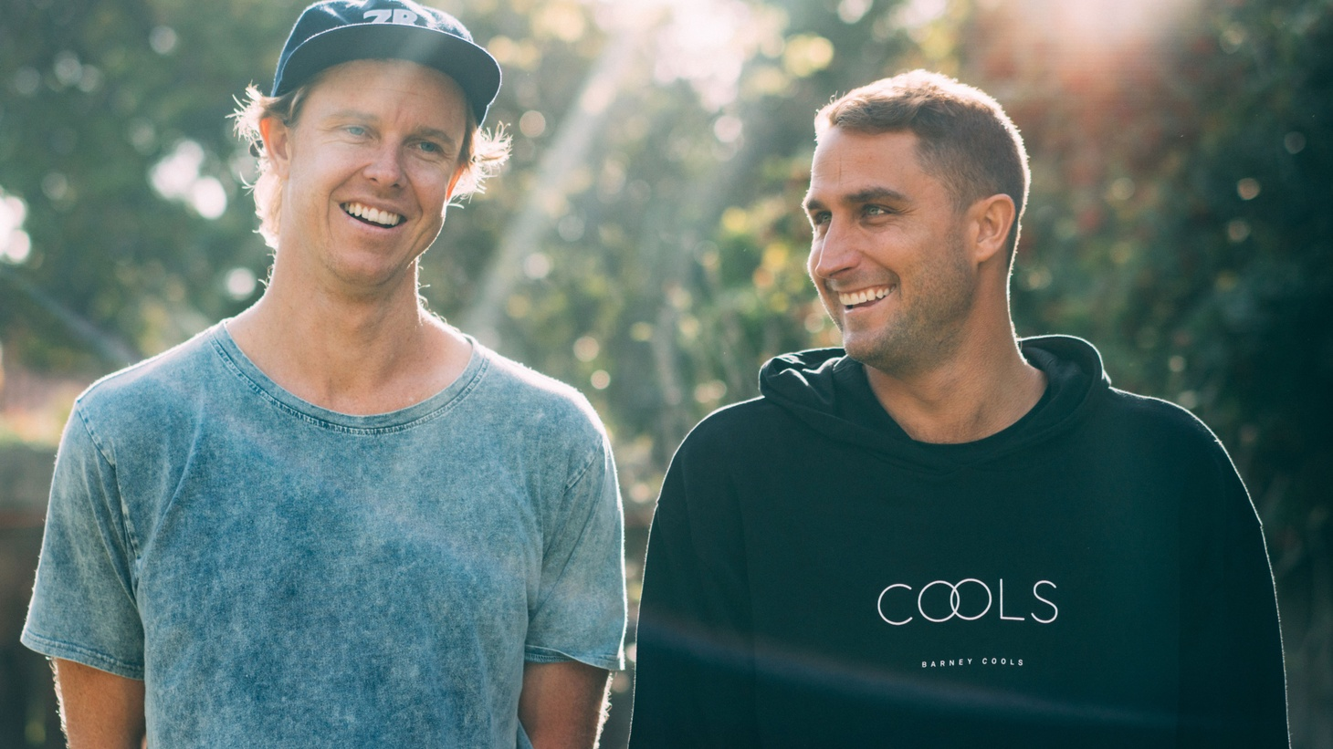 Leigh Sedley and Paul Fisher moved from Australia to America 10 years ago as professional surfers. These days, though, the duo is becoming better known as the DJs and producers called Cut Snake.
