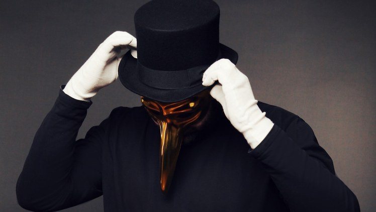 The golden-masked house hero Claptone has become one of the biggest names in electronic music even as he remains in the shadows.