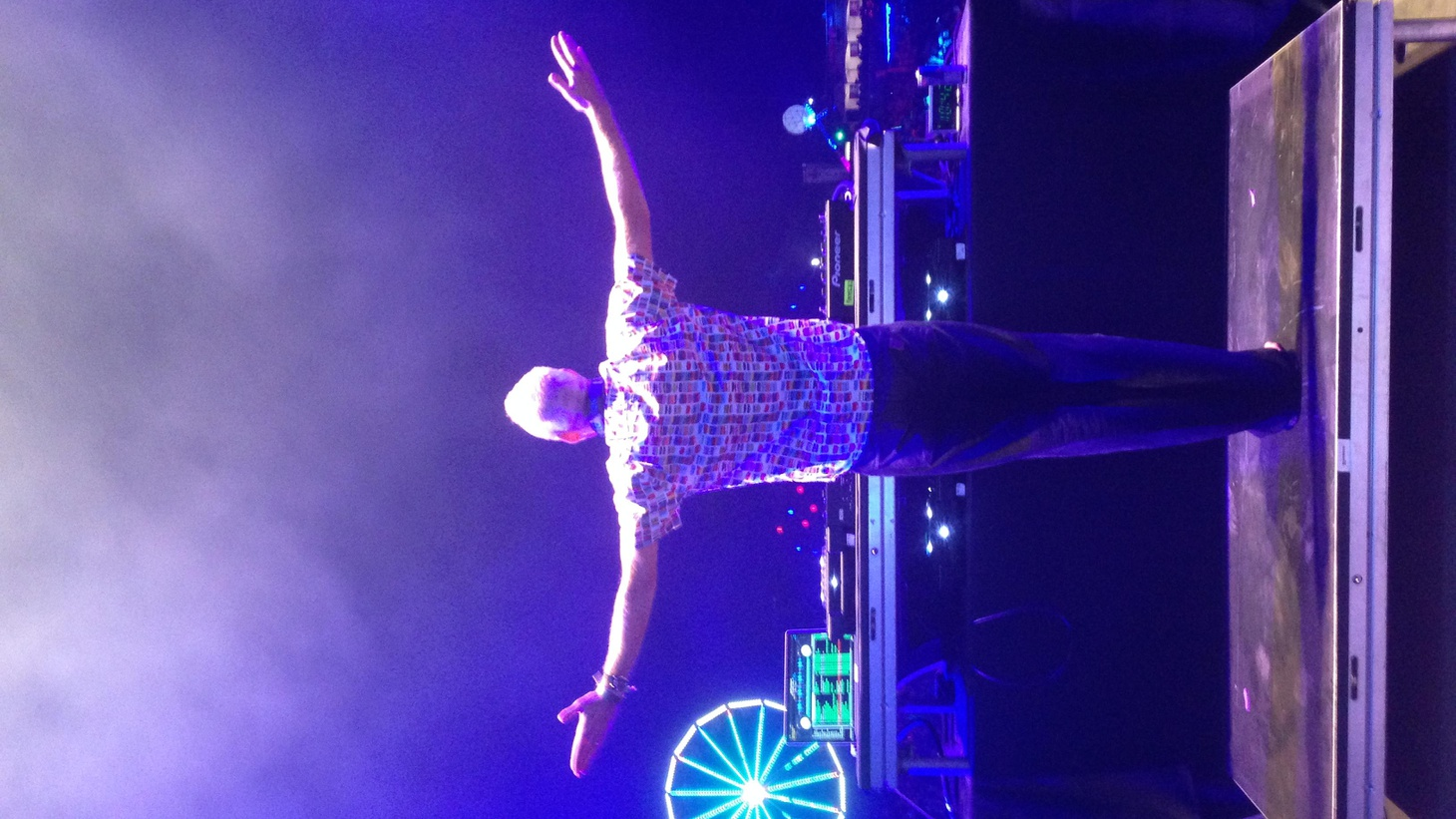 As Fatboy Slim, Norman Cook has been a mainstay on the dance music circuit for the last couple decades with a no-nonsense brand of fun and funky grooves.