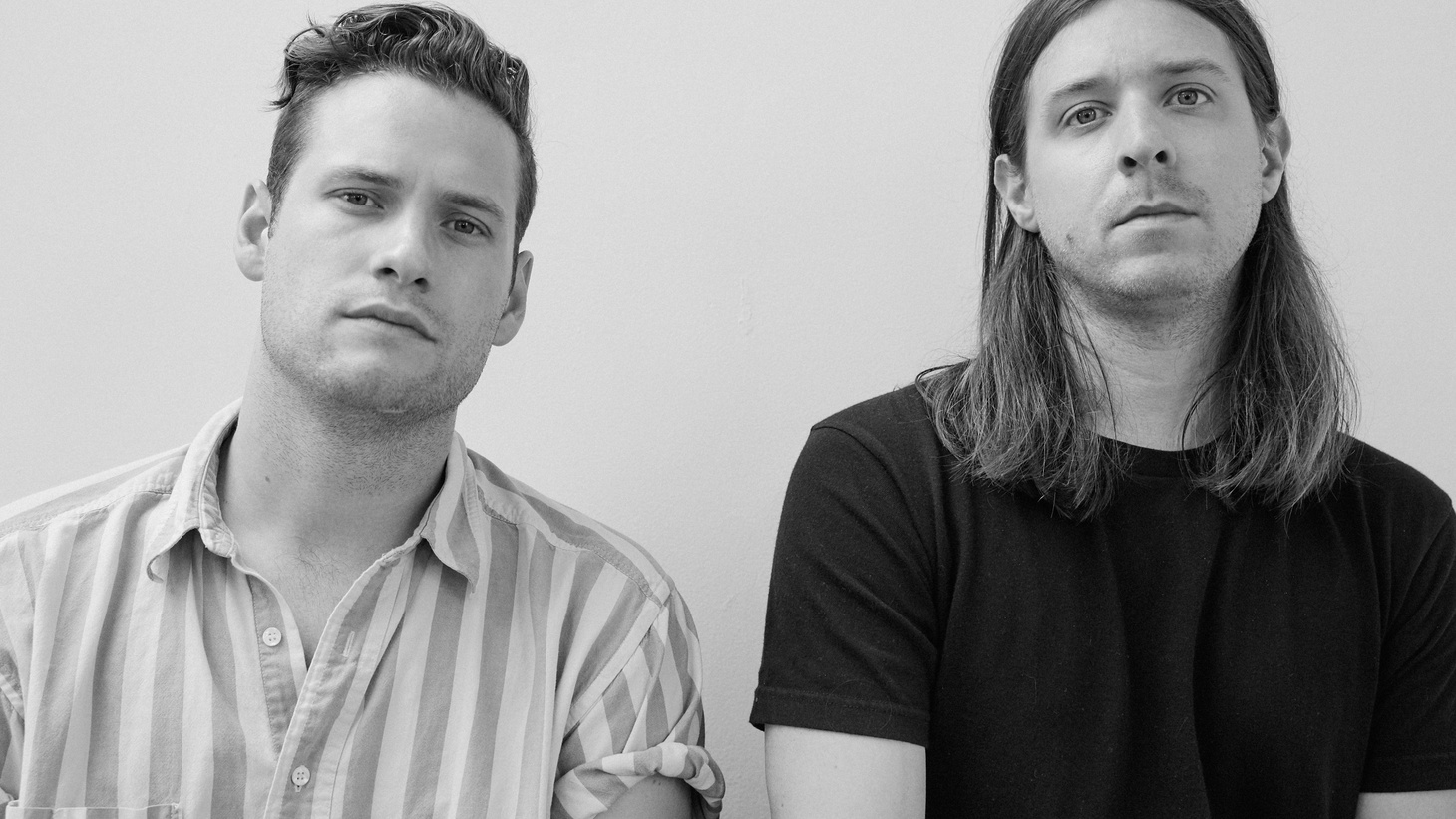 "Haulm are a Brooklyn duo, made up of producer Reed Kackleysinger and vocalist JT Norton who specialize in a moody, downtempo electronic sound. What began with some casual vocal ""jam sessions"" took on a life of its own leading us to Haulm."