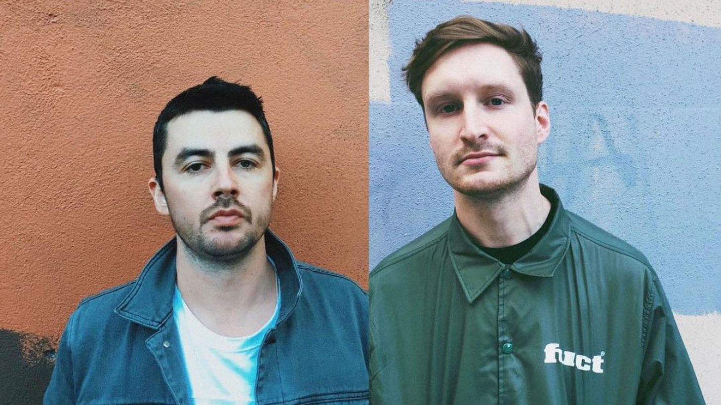Luces is Felix Bloxsom, otherwise known as Plastic Plates, and Caleb Cornett, a.k.a. Amtrac. Two talented producers who've collaborated to create house magic.