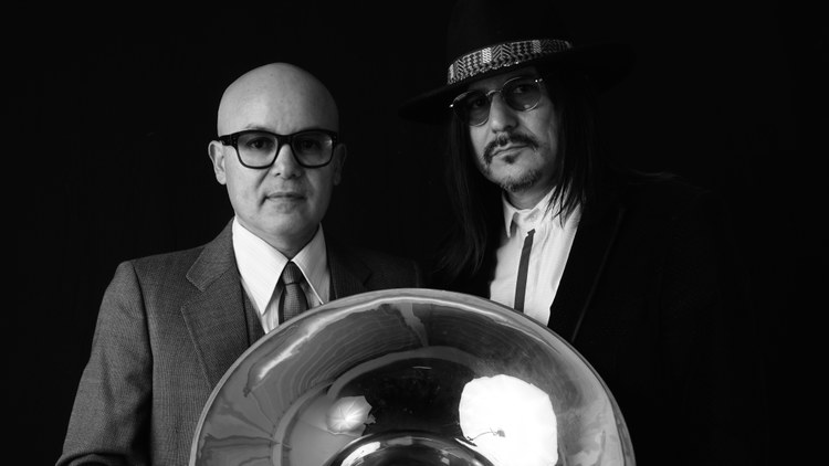 Nortec Collective Present: Bostich + Fussible Mix
