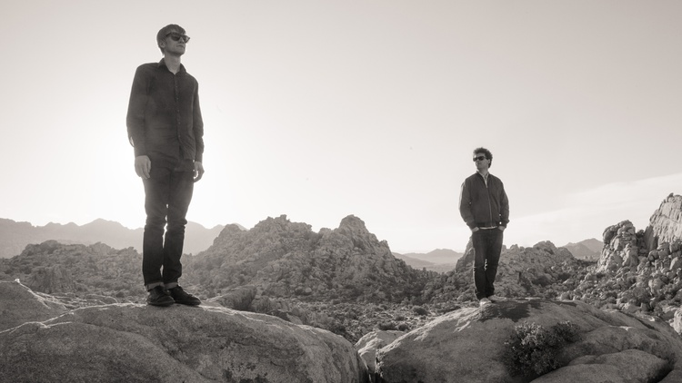 James Ford and Jas Shaw of Simian Mobile Disco join Jason for a conversation about the making of their fourth studio album, Whorl, and share a mix of new tracks performed live.
