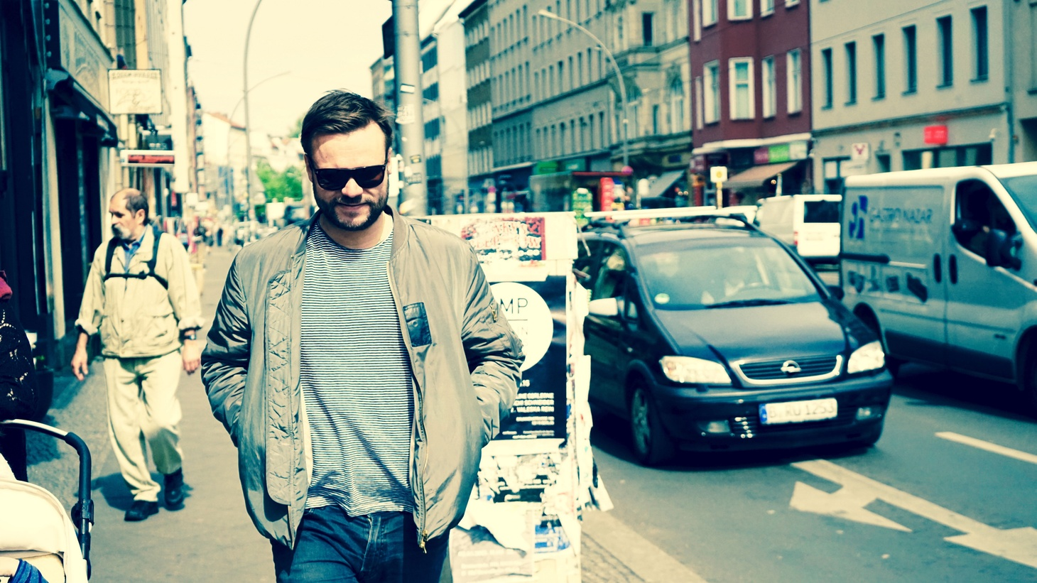 Hamburg-native Marco Niemerski, known as Tensnake, grew up with a versatile music palette ranging from disco and boogie, to soul, funk, and 80's pop. After years working the global scene, his record of smashing dancefloors worldwide as a DJ and producer has earned him a place of honor as a game-changing dance pioneer.