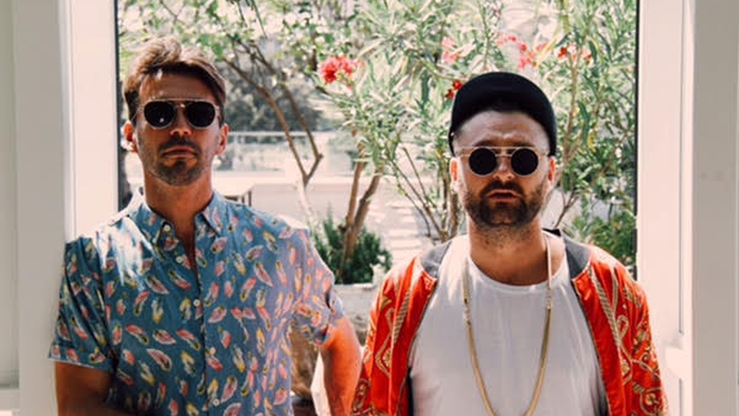 Yolanda Be Cool is an Australian dance music duo made up of Andrew Stanley and Matthew Handley. They offer an exclusive Metropolis guest mix to get you in the weekend groove.