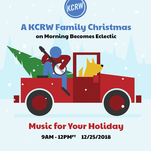 A KCRW Family Christmas on Morning Becomes Eclectic