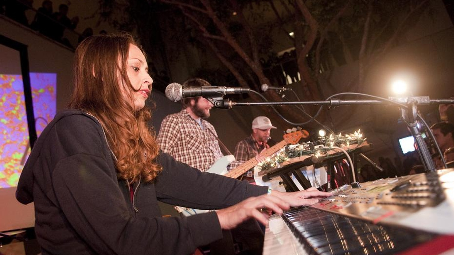 What do you get when you cross members of West Coast indie rock favorites Earlimart and Grandaddy? Why Admiral Radley of course! They'll join Morning Becomes Eclectic for a set of witty rock and elegant art ballads from the latest release I Heart California at 11:15am.
