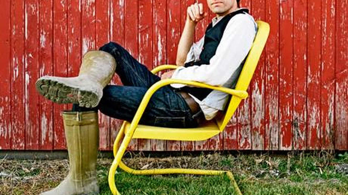 Andrew Bird makes his perch on Morning Becomes Eclectic at 11:15am.