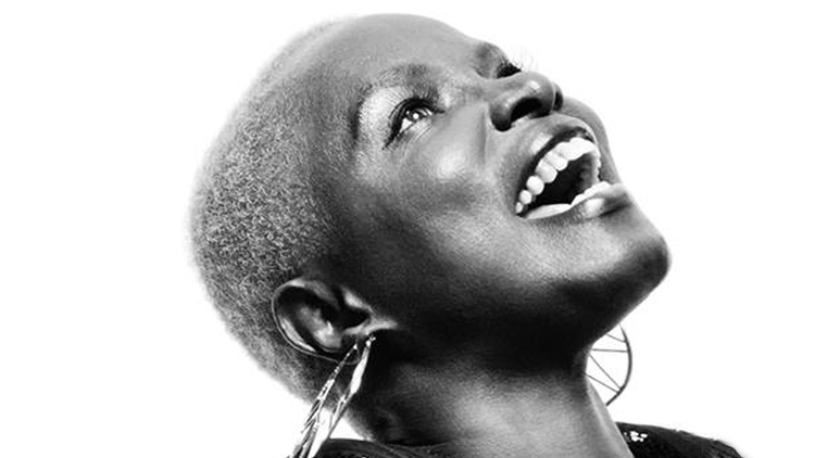 Angélique Kidjois one of Africa's most internationally celebrated female musicians, a powerful singer and a tireless performer.