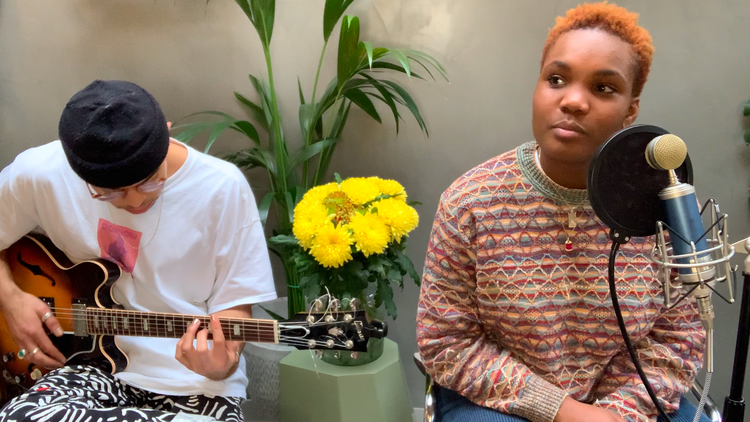 Arlo Parks is an incredible 20-year-old singer-songwriter, musician, and poet. Arlo Parks joined us for a conversation and an exclusive performance for Morning Becomes Eclectic.