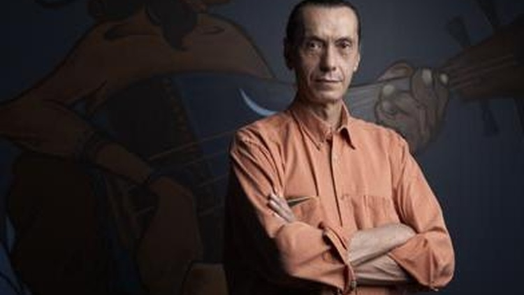 Brazilian folk and jazz composer Arthur Verocai makes a rare appearance in Los Angeles and stops by KCRW studios for a very special session on Morning Becomes Eclectic at 11:15am.