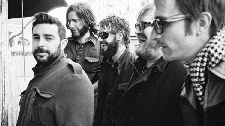 "Band of Horses have always been a station favorite but they took their sound to the next level on their latest release ""Infinite Arms"" as they travel through Americana and dewy pop songs. Morning Becomes Eclectic listeners will be treated to a live performance when the band returns at 11:15am."