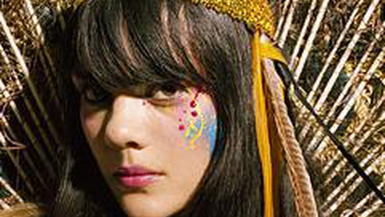 Natasha Khan frontwoman for Bat For Lashes brings a batch of tunes for Morning Becomes Eclectic at 11:15am.