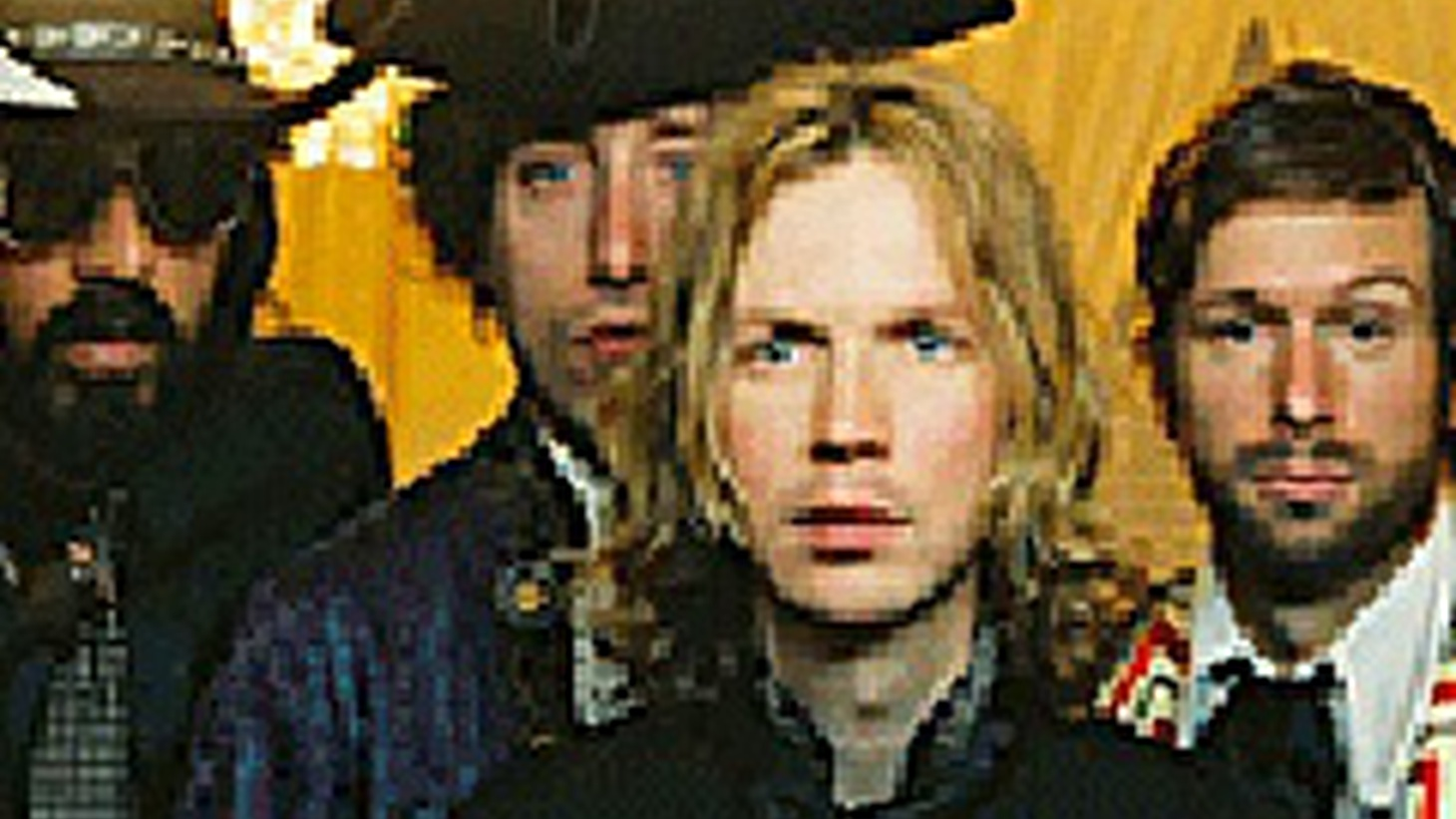 L.A.'s finest, Beck, brings a band to perform songs from The Information on Morning Becomes Eclectic at 11:15am.