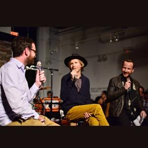 Beck Song Reader Event at Sonos