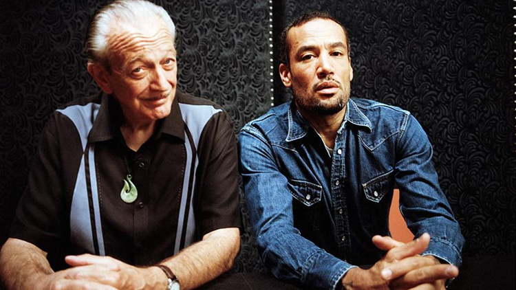 Ben Harper is no stranger to the blues and, when he teams up with harmonica master Charlie Musselwhite, sparks fly.